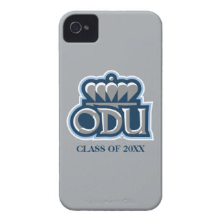 ODU with Crown and Class Year iPhone 4 Cover