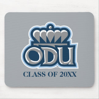 ODU with Crown and Class Year Mouse Pad