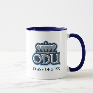 ODU with Crown and Class Year Mug