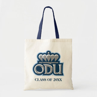 ODU with Crown and Class Year Tote Bag