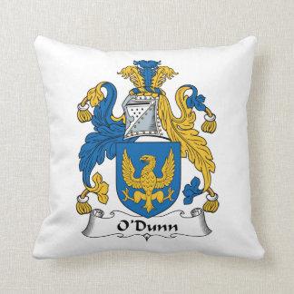 O'Dunn Family Crest Pillow