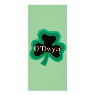 O'Dwyer Family Rack Card Design
