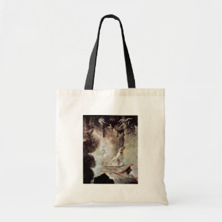 Odysseus In Front Of Scylla And Charybdis (See Als Tote Bags