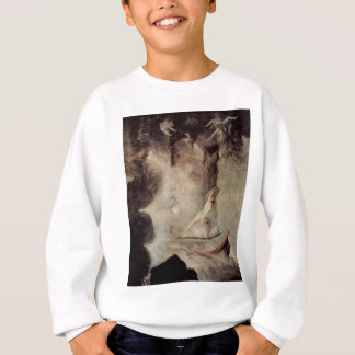 Odysseus In Front Of Scylla And Charybdis Sweatshirt