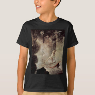 Odysseus In Front Of Scylla And Charybdis T-Shirt