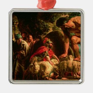 Odysseus Christmas Ornaments
