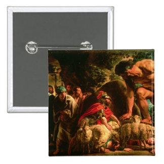 Odysseus Pinback Button