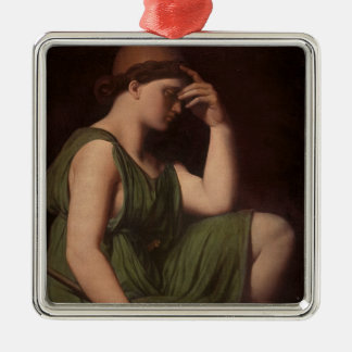Odysseus, study for the Apotheosis of Homer Christmas Ornaments