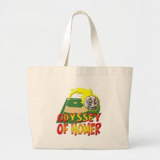 Odyssey Of Homer Canvas Bag