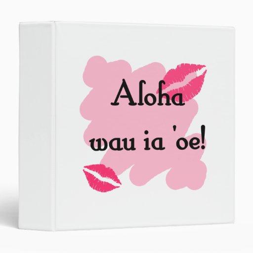 Oe del ia del wau de la hawaiana '- Hawaiian te am