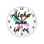 Oe del ia del wau de la hawaiana '- Hawaiian te am Reloj