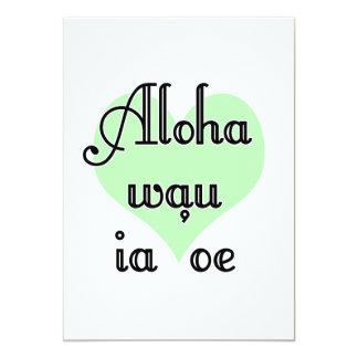 Oe del ia del wau de la hawaiana '- Hawaiian te Comunicados
