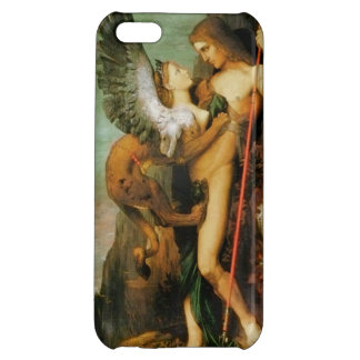 Oedipus and the Sphinx by Gustave Moreau Case For iPhone 5C