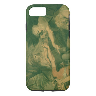 """Oedipus cursing his son Polynices - """"Go to Ruin, S iPhone 7 Case"""