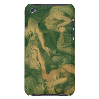 """Oedipus cursing his son Polynices - """"Go to Ruin, S iPod Touch Case"""