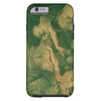 "Oedipus cursing his son Polynices - ""Go to Ruin, S Tough iPhone 6 Case"