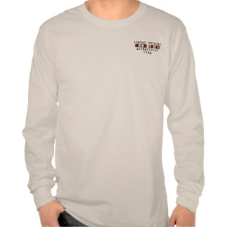 OEF OIF Shirt w/ Ribbon Front