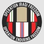 OEF - OIF STICKERS