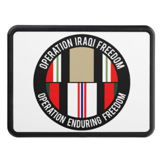 OEF - OIF TOW HITCH COVER