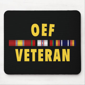 OEF Vet Mouse Pad