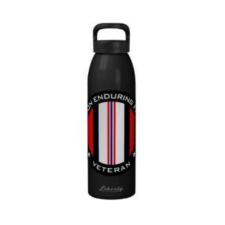 OEF Veteran Water Bottle