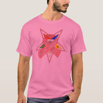 OES Breast Cancer Awareness T-Shirt