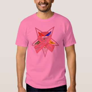 OES Breast Cancer Awareness T Shirts