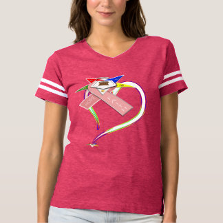OES Cares -  Breast CancerAwareness Tee Shirt