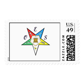 OES Chapter Postage