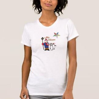 OES Christmas Caroling Tee Shirts