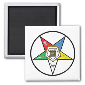OES CIRCLE MAGNET