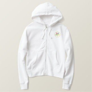 OES Custom Embroidery Embroidered Hoodie