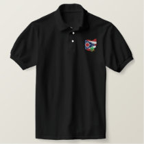 OES Embroidered Polo