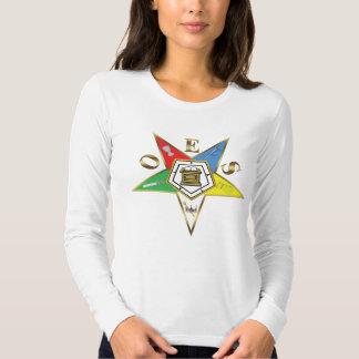 OES Gold Trim Tee Shirt