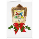 OES Holiday Lantern Card