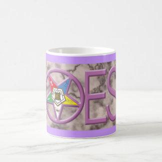 OES in pink Coffee Mug