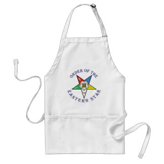 OES LETTERED APRON