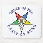 OES LETTERED MOUSEPAD