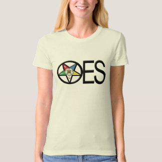 OES Letters T-Shirt