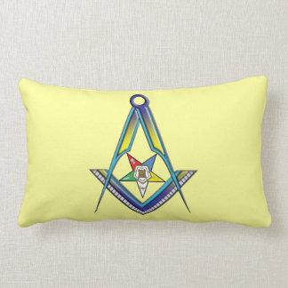 OES Masonic American MoJo Pillows