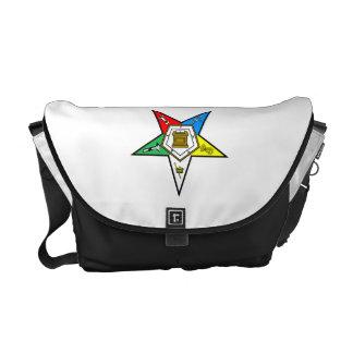 OES Messenger Bag (Black)