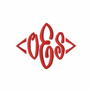 OES Monogrammed Polo Shirt