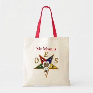 OES My Mom Budget Tote Bag