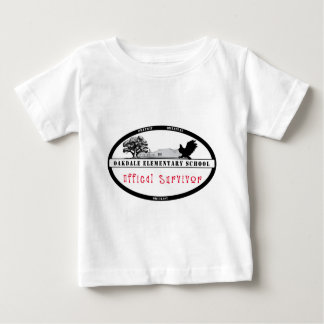 OES Official Survivor Gear Baby T-Shirt