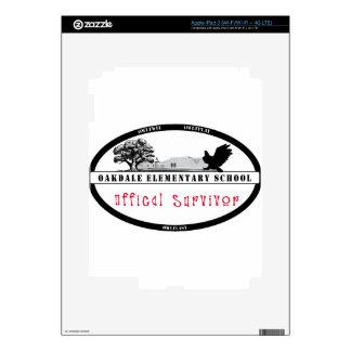 OES Official Survivor Gear iPad 3 Skins