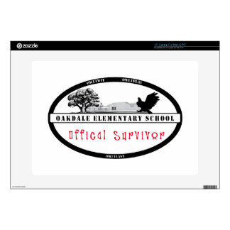 """OES Official Survivor Gear Skin For 15"""" Laptop"""