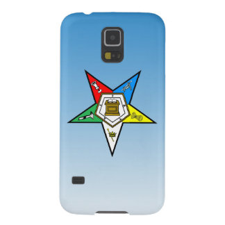 OES Order of the Eastern Star Blue Galaxy S5 Cover