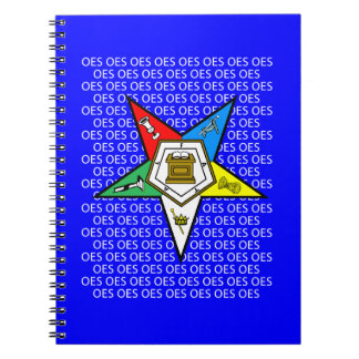 OES Order of the Eastern Star Notebook