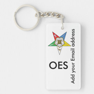 OES Personal Key Chain