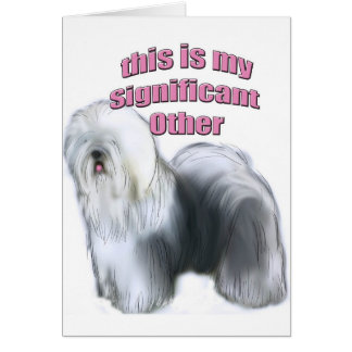 OES significant Other Card